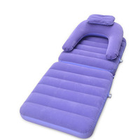 Multifunctional Fast Inflatable Air Sofa Camping Multifunctional Sleeping Bag lazy lay laybag Lounger Bed Camping Chair