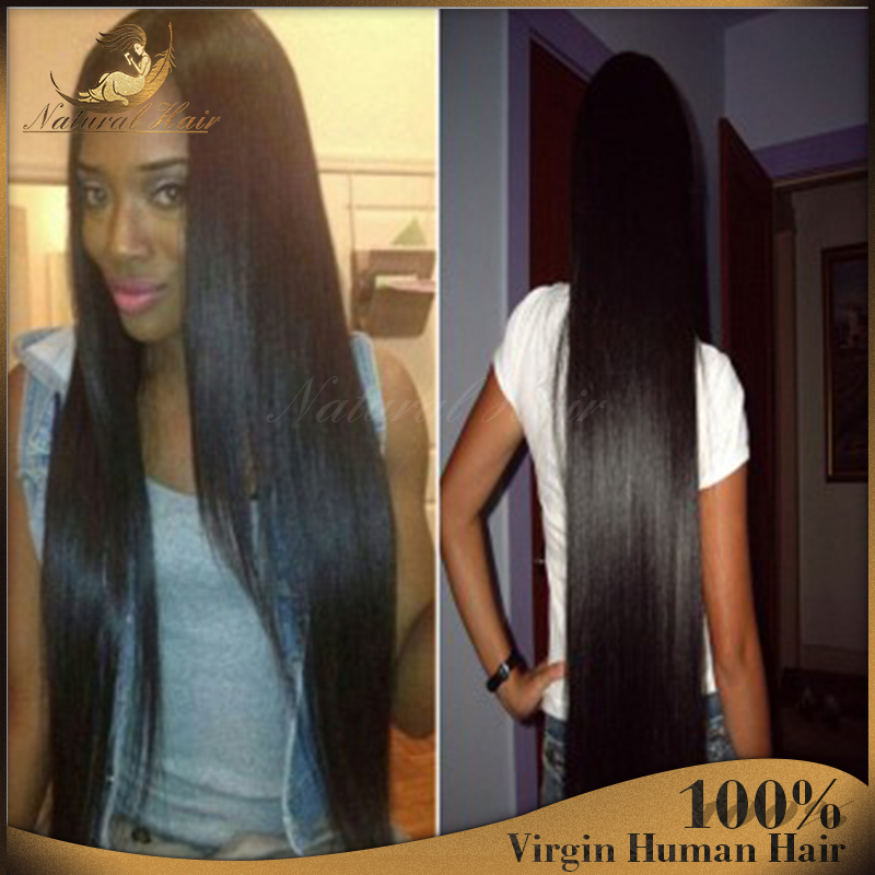 New Arrival Super Long Human Hair Extension For Black Women 40 46