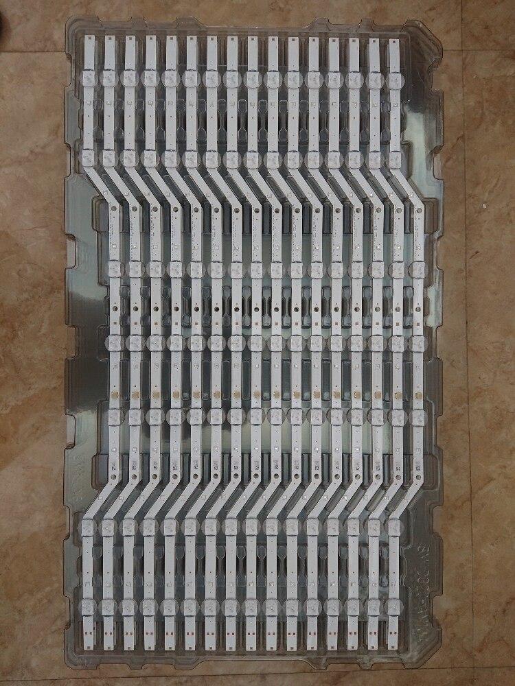 Nuevo 10 piezas 7 LED 620mm LED de retroiluminación para SAMSUNG UN32J4000AF BN96 36236A BN96 36235A V5DN 320SM1 R2 2015 SVS32 FHD F COM-in Accesorios y piezas de reemplazo from Productos electrónicos on AliExpress - 11.11_Double 11_Singles' Day 1