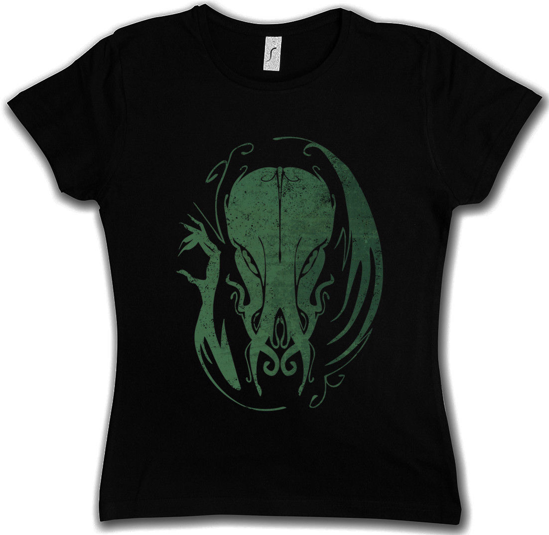 2018 Short Sleeve CTHULHU VIII WOMEN T SHIRT Wars Horror