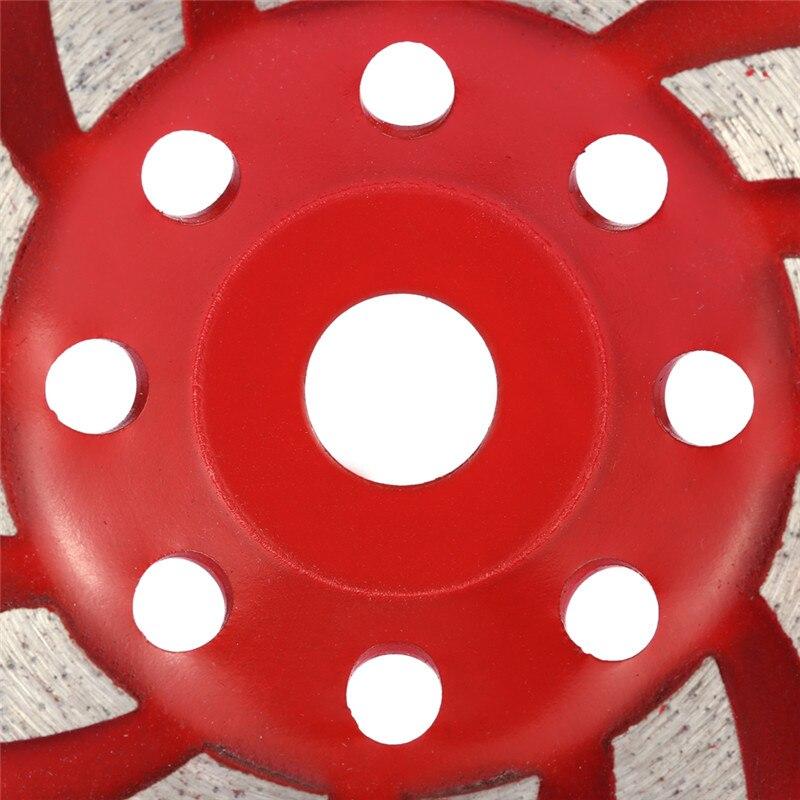100 мм 4 шлифовальный диск чаша Форма Точильщик Кубок конкретные Гранит каменной кладки керамики terrazzo Мрамор для построения промышл