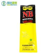 Hengda NB Paper Manpu 20 Strips Medicines for Bees Apicultura Fluvalinate Strip Bee Medicine Beekeeping