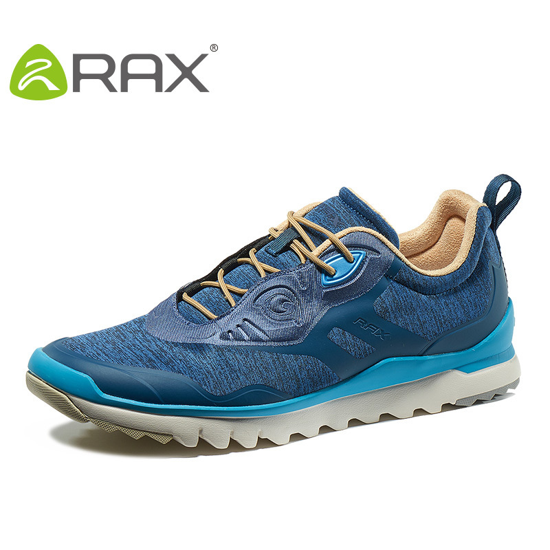RAX Mens Comfortable Walking Shoes Autumn & Winter Outdoor Sports Shoes Women Lightweight Waking Shoes Men Sneakers 63-5C364