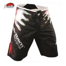 SUOTF Men's MMA boxing shorts Muay Thai shorts kick Boxing pants mma fight pants pmen boxing shorts Muay Thai free shipping