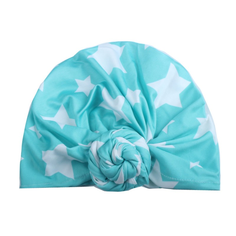 37122a91f366 Aliexpress.com   Buy 1 Pcs Baby Hat with Bow Sweet Star Print Baby ...