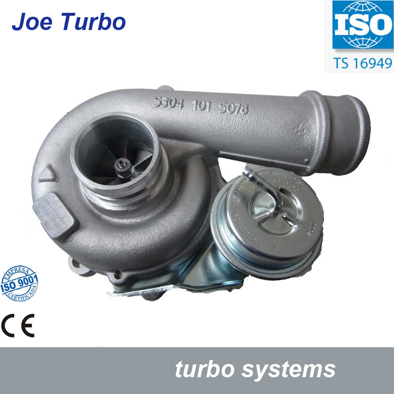 K04 53049700022 53049880022 Turbo Turbocharger For AUDI S3 AUDI TT Quattro AMK APX AJH with gaskets