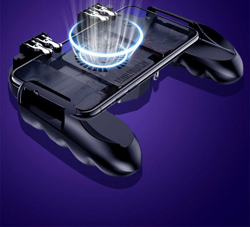 Controlador PUBG gatillo de juego móvil 3