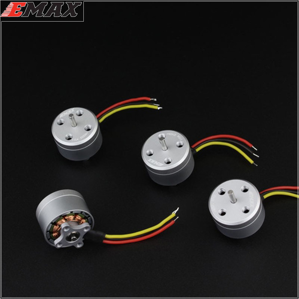 High Quality Emax Babyhawk Spare motor-1104 5250KV 1-2S Brushless Motor For FPV Racer Drone RC Models