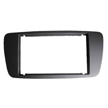 Free shipping-Car refitting DVD frame,DVD panel,Dash Kit,Fascia,Radio Frame for SEAT IBIZA, 2DIN