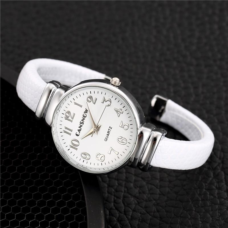 Fashion Women Bracelet Watches Top Brand Luxury Female Bangle Clock Ladies Girl Casual Wristwatch Relogio Feminino 2018 Hot Sale