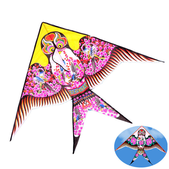 New Arrive Cute Chinese Traditions Kite With String Easy To Fly