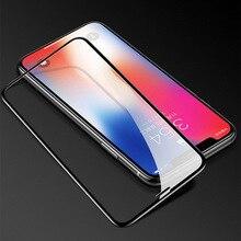 5pcs Tempered glass screen protector for Iphone XS film guard szklo vidrio pantalla mica cristal Pelicula verre trempe