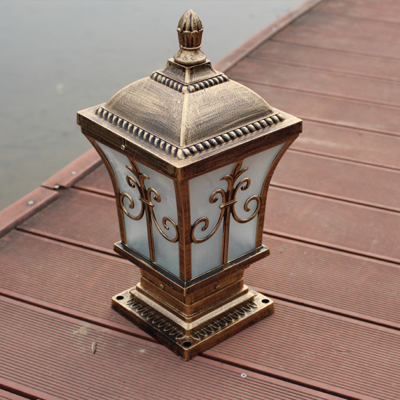 Outdoor Light aluminum wall lamp headlight lamp lamp door square pillars courtyard lamp outdoor waterproof Garden lights FG197 outdoor light aluminum wall lamp headlight lamp door square pillars villa courtyard lamp outdoor waterproof garden lights fg197