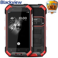 Ip68 wasserdichte blackview bv6000 handy 4g lte android 6.0 mtk6755 Octa-core 2,0 Ghz 3 GB RAM 32 GB ROM 13MP GPS Glonass Navi