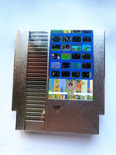 FOREVER GAMES OF NES 405 in 1 Game Cartridge for NES Console,72 pins game cartridge все цены