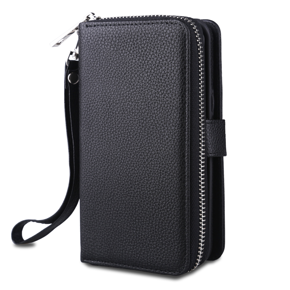 Многофункциональный кожаный чехол для Samsung Galaxy S8 случай 2 в 1 Съемная кошелек чехол для Galaxy S8 плюс чехол для телефона S8 плюс Капа