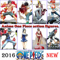 Japanese One Piece Action Figure Sanji Nami Usopp Robin Anime Figuarts Zero LUFFY Model toys figurine Onepiece Mihawk Hancock