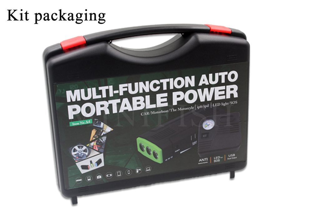 Conception de mode de haute qualité saut démarreur 600A voiture saut démarreur batterie externe chargeur de voiture pour démarrer voiture diesel essence - 6