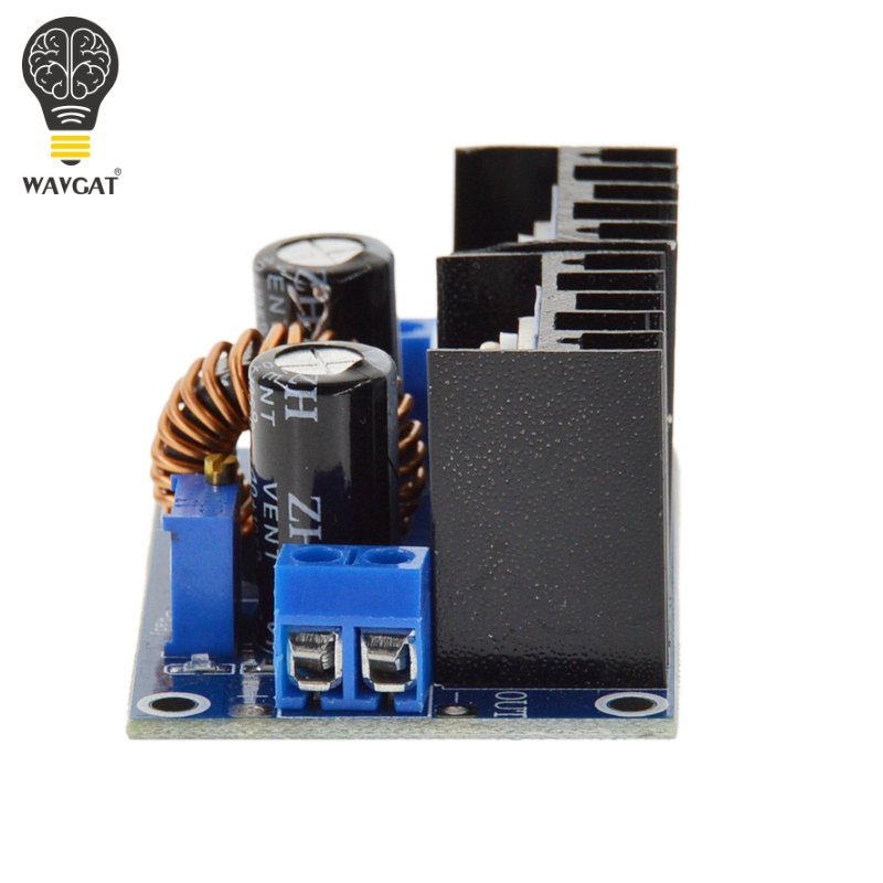 XL4016 PWM Einstellbar 4-36 V Zu 1,25-36 V Step-Down Board Modul Max 8A 200 Watt DC-DC Rücktritt Abwärtswandler Stromversorgung