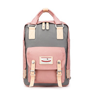 Fashion Mochila Kanken Backpack Women Bags for 2018 Travel Waterproof Mini Laptop Backpacks School Bags for Teenage Girls Mujer