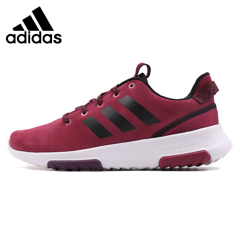 Original New Arrival 2017 Adidas NEO Label CF RACER TR W Women's  Skateboarding Shoes Sneakers кроссовки adidas neo adidas neo ad003amura29