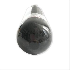 Image 4 - AC3035 Acecare Air RIFLE 350cc 4500Psi PCP/Paintball ถังสีดำ PCP คาร์บอนไฟเบอร์กระบอกสำหรับล่าสัตว์ HPA Compressed Air ถัง