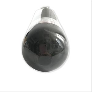 Image 4 - AC3035 Acecare fusil à Air comprimé 350cc 4500Psi PCP/Paintball réservoir noir PCP cylindre de Fiber de carbone pour la chasse HPA réservoir dair comprimé