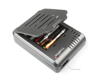 Trustfire TR-003 4P Li-ion Battery Charger+2pcs TrustFire Protected 18650 3.7V 2400mAh Lithium Rechargeable Batteries,30set/lot trustfire protected 18650 3 7v 3000mah rechargeable li ion batteries pair