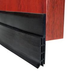 Under Door Draft Stopper Weather Stripping Energy Saving Wind Blocker Window Bottom Guard Seal Strip --M25