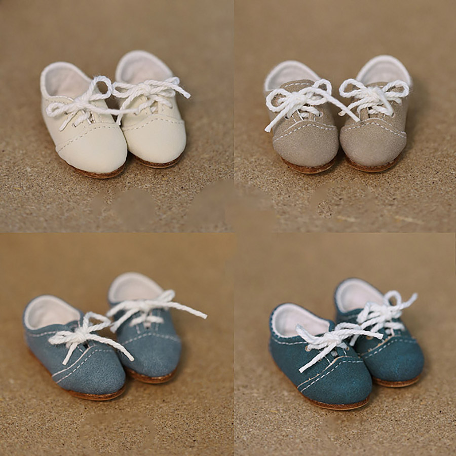 Dolls Accessories Headed Shoes Handiwork Online Shop Toys & Hobbies Hard-Working Bybjdhome Sd Bjd Doll Use Small Leather Shoes Retro Strap Flat Shoes Round