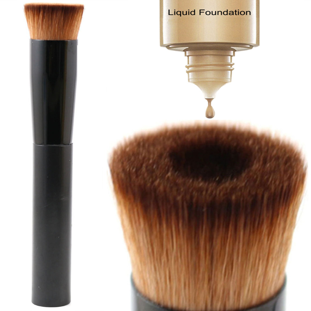 Perfecting Face Makeup Brush Multipurpose Liquid  Beauty Brush
