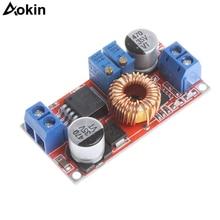 DC-DC 5-32 В до 0,8-30 в модуль питания для Arduino 5A постоянного тока Светодиодный модуль драйвера зарядное напряжение батареи