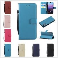 革電話ケース Huawei 社 P20 プロ P8 P9 P10 Lite 名誉 5X 6C 6 × 8 10 メイト 7 8 9 10 Lite ノヴァ 2i 1080p スマートカードホルダーカバー