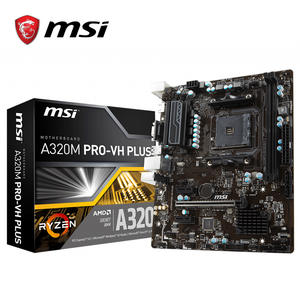MSI Graphic-Card Ssd Amd-Socket Desktop HDMI Rams-Sataiii Am4 Ddr4 PLUS VGA for Memory-Slots
