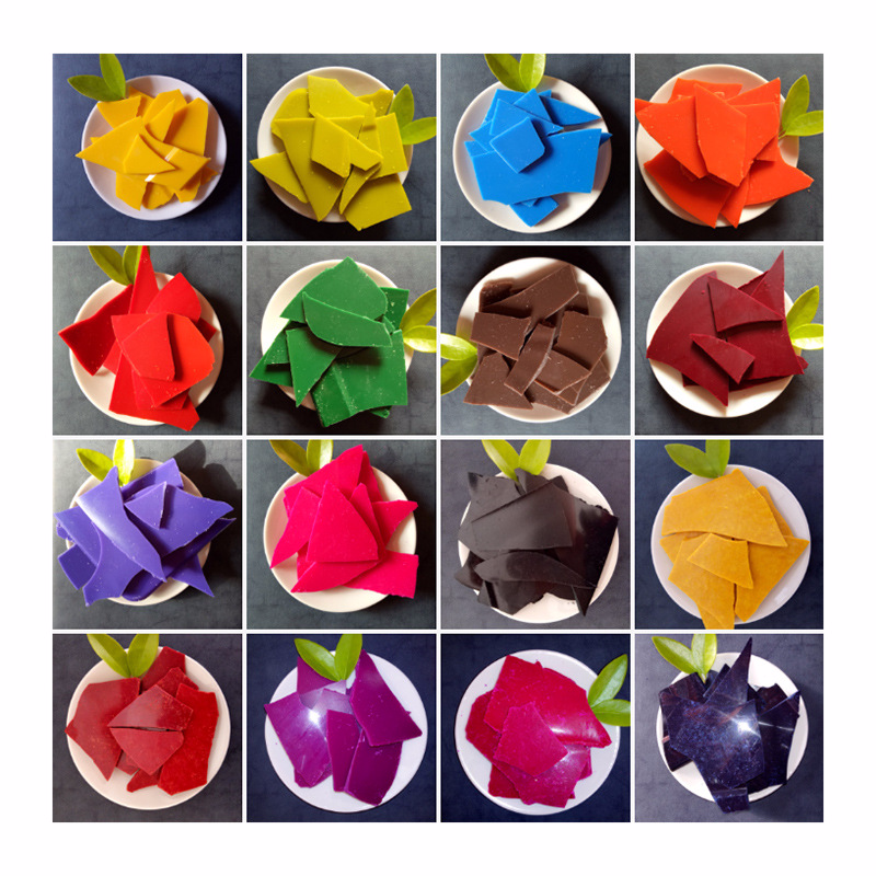 10g DIY Candle Dyes For 2kg Soy Wax, Handmade Candle Pigment Wax Colorant Candle Making Supplies