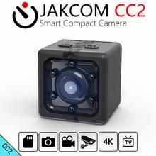 JAKCOM CC2 Câmera Compacta Inteligente venda Quente em Filmadoras Mini como câmera espia pinganillo lapicero espia