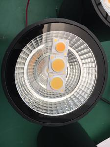 Image 3 - LED Downlight Waterproof Ip65 COB Ceiling Outdoor Surface Mounted 12W 20W 30W AC85 265V Warm White   Hotel Villa Home Lighting