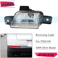 ZUK Rear Bumper Lamp Warning Lamp Reversing Lamp Backup Light For TIGUAN 2009 2016 Rear Anti Fog Light With Bulb
