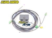 Для Audi A3 8 V MIB 2 CarPlay MDI USB AUX переключатель разъема и пуговицы