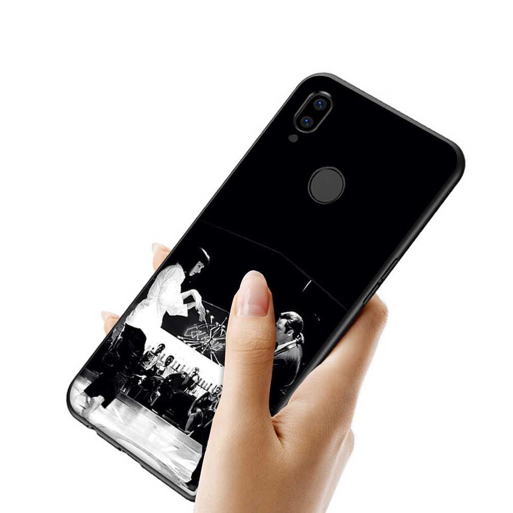 ספרות זולה TPU טלפון סיליקון כיסוי עבור שיאו mi אדום mi 7A 8A K20 הערה 8 mi 9T A3 פרו רך מקרה