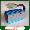 Racing CDI For CG/CB 125cc Dirt Bike ATV Quad Go Cart Motorcycle CDI Performance Racing parts 6Pin AC Fired CDI Free shipping