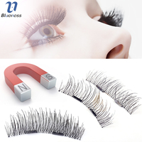 Magnetic Eyelashes 4pcs Magnetic False Eyelashes High Quality Magnetic Lashes Magnet Eyelashes Magnetic Beauty Makeup Set