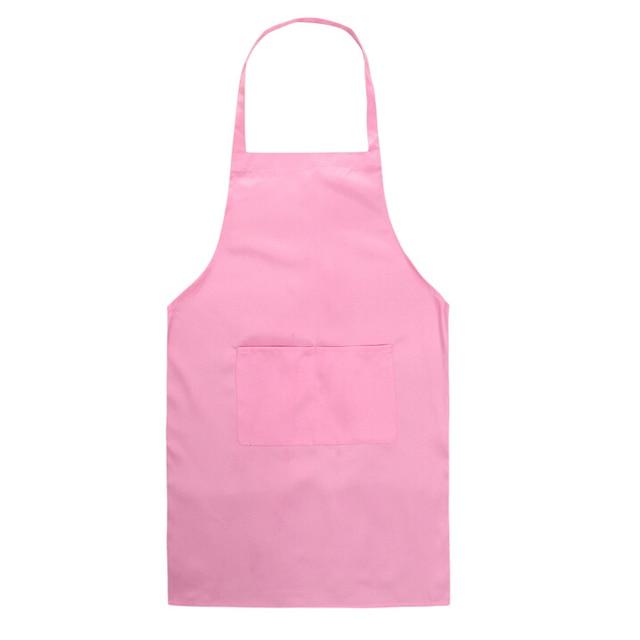 5Pcs/lot 13 Colors Unisex Aprons Restaurant Home Kitchen Cooking ...