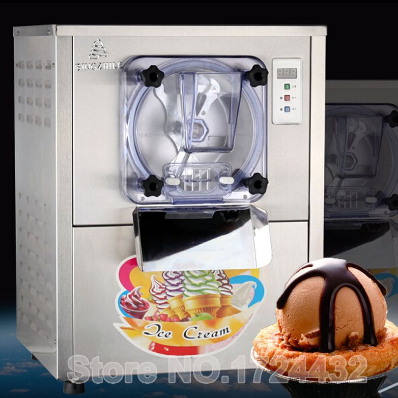 New Arrival  Free Shipping Desktop Hard Ice Cream Machine  Ice Cream Ball Maker Ice Cream Machine, Ice Cream Maker