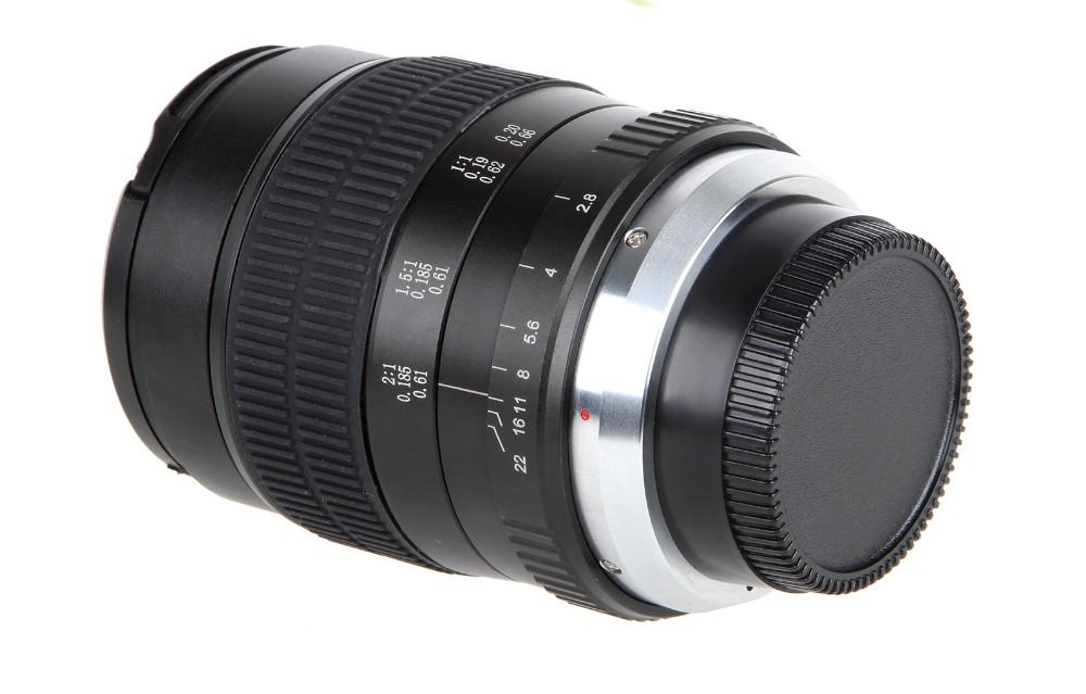 60mm f/2.8 2:1 Super Macro Manual Focus Lens for Nikon F Mount D70 D50 D30 D800 D700 DSLR 5