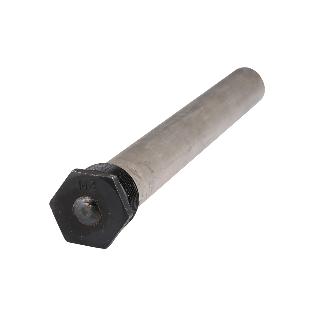 O Smith Electric Water Heater Magnesium Rod With Flange Genuine Original Assembly Parts Sewage Outlet Pipe 21*245mm A