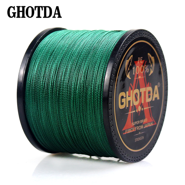 Best No1 Strands Multifilament Fishing Fishing Lines cb5feb1b7314637725a2e7: Black|Blue|Green|Grey|Multicolor|Orange|Yellow