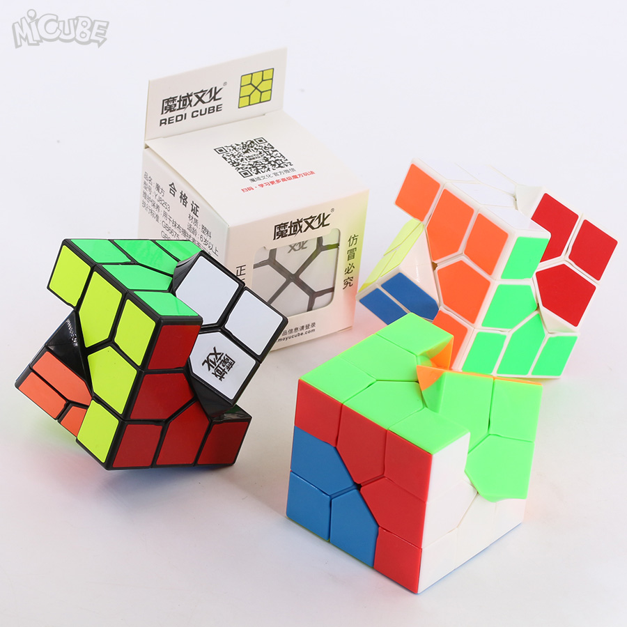 Moyu Redi Cube 3x3x3 Magic Cube Professiona Speed Puzzle
