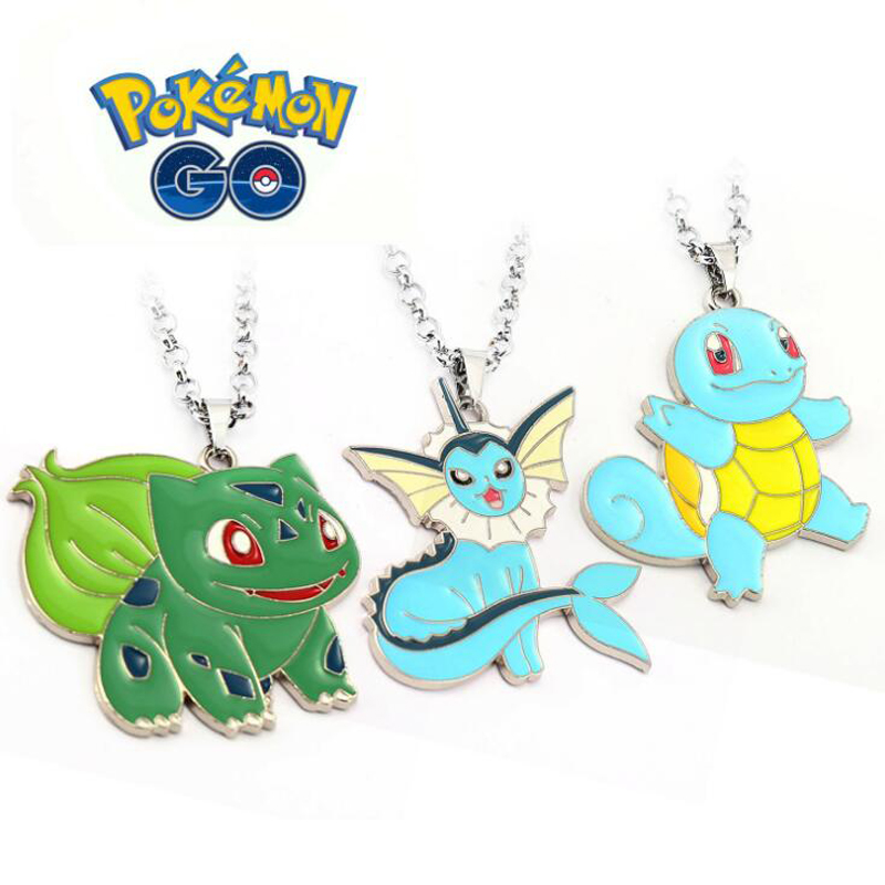 ORP Anime game theme products Pokemon Go nceklace hot selling pendant necklace fine accessories wholesale