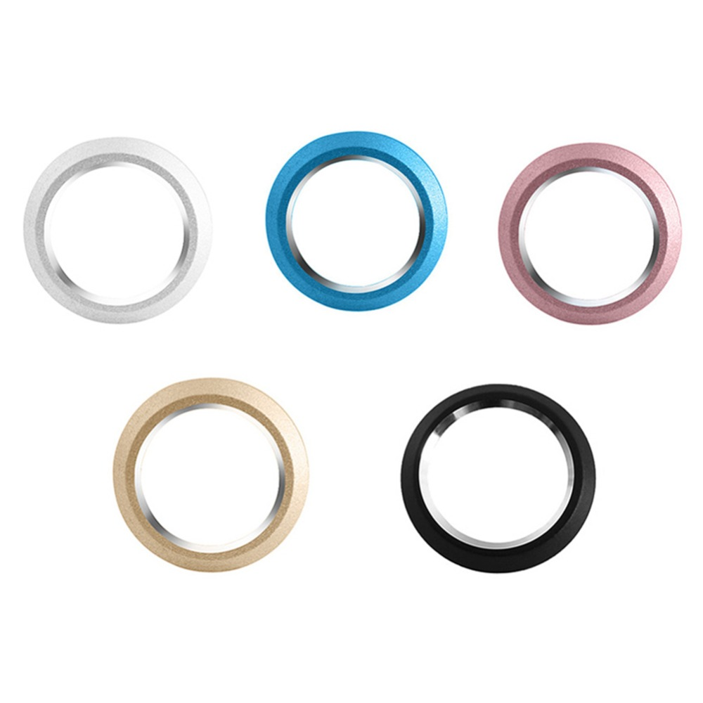 1PC Guard Circle Smart Phone Camera Metal Rear Camera Lens Protector Case Cover Ring Bumper For Iphone XR Lens Protection Ring